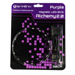 Bitfenix alchemy 2.0 Magnetic Led light strips 12cm BFA-MAG-12BK6-RP