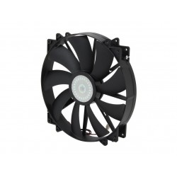 Coolermaster Megaflow Fan Black 200mm