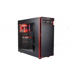 inwin 703 black & red