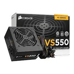 Corsair VS550 - 550w , Eps12V , ATX 12V V2.3 CP-9020050 / CP-9020097