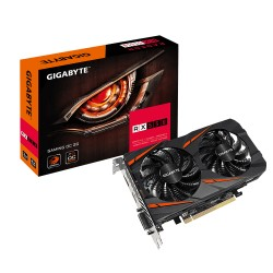 Gigabyte RX 550 Gaming Edition 2gb