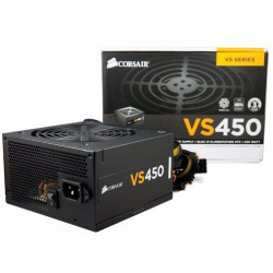 Corsair VS450 - 450w , Eps12V , ATX 12V V2.3 CP-9020049 / CP-9020096