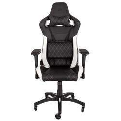Corsair Black & White T1 Racing Chair Gaming Edition