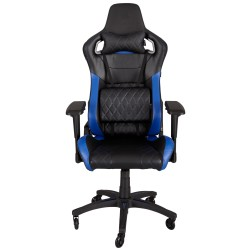 Corsair Black & Blue T1 Racing Chair Gaming Edition