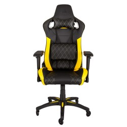Corsair Black & Yellow T1 Racing Chair Gaming Edition