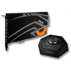 Asus Strix Raid Pro- 7.1 pci-express sound card