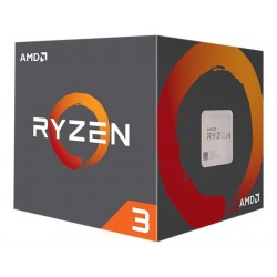 Amd Ryzen R3 1200 - 4 cores / 4 threads 3.1ghz box cpu / 3.4ghz turbo core Socket AM4