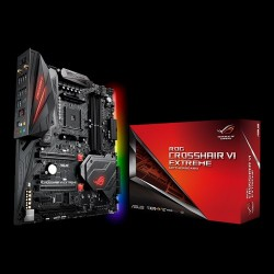 Asus X370 Crosshair 6 (Vi) Extreme Motherboard