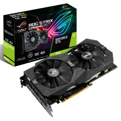 Asus GTX 1650 4gb Strix Gaming Edition