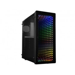 RAIDMAX GALAXY ARGB LED (GPU 355MM) ATX|MICRO ATX|MINI ITX GAMING CHASSIS BLACK
