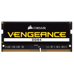 Corsair Vengeance Performance 16GB DDR4-2666 1.2V 260-Pin SO-DIMM: 18-19-19-39 latency - Limited Lifetime Warranty