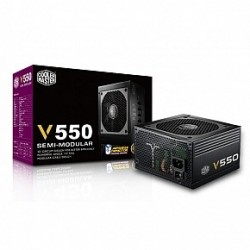 Cooler Master V550 550 Watt GOLD PSU Semi Modular