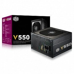 Cooler Master V550 550 Watt GOLD PSU Full Modular