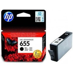 HP cz109ae ( no.655 ) black ink
