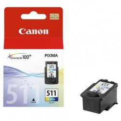 Canon CL-511 color ink , 244pages