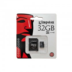 Kingston SDC4/32GB , class4 - 4mb/sec - 32Gb Micro SDHC