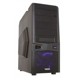 "YAMA Superchannel ATX Tower NO PSU, 2 USB2 + 2 USB3.0, 5.25"" External *4, 3.5"" External *1, 3.5"" External *4,Audio + MIC"