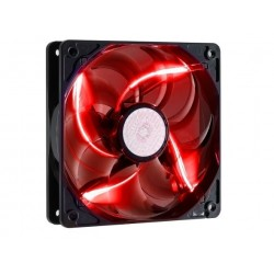 Coolermaster Sickleflow-X 120mm mounting Red LED Chassis Fan