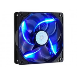 Coolermaster Sickleflow-X 120mm mounting Blue LED Chassis Fan